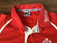 Classic Rugby Shirts | 2002 Llanelli Scarlets Vintage Old Jerseys